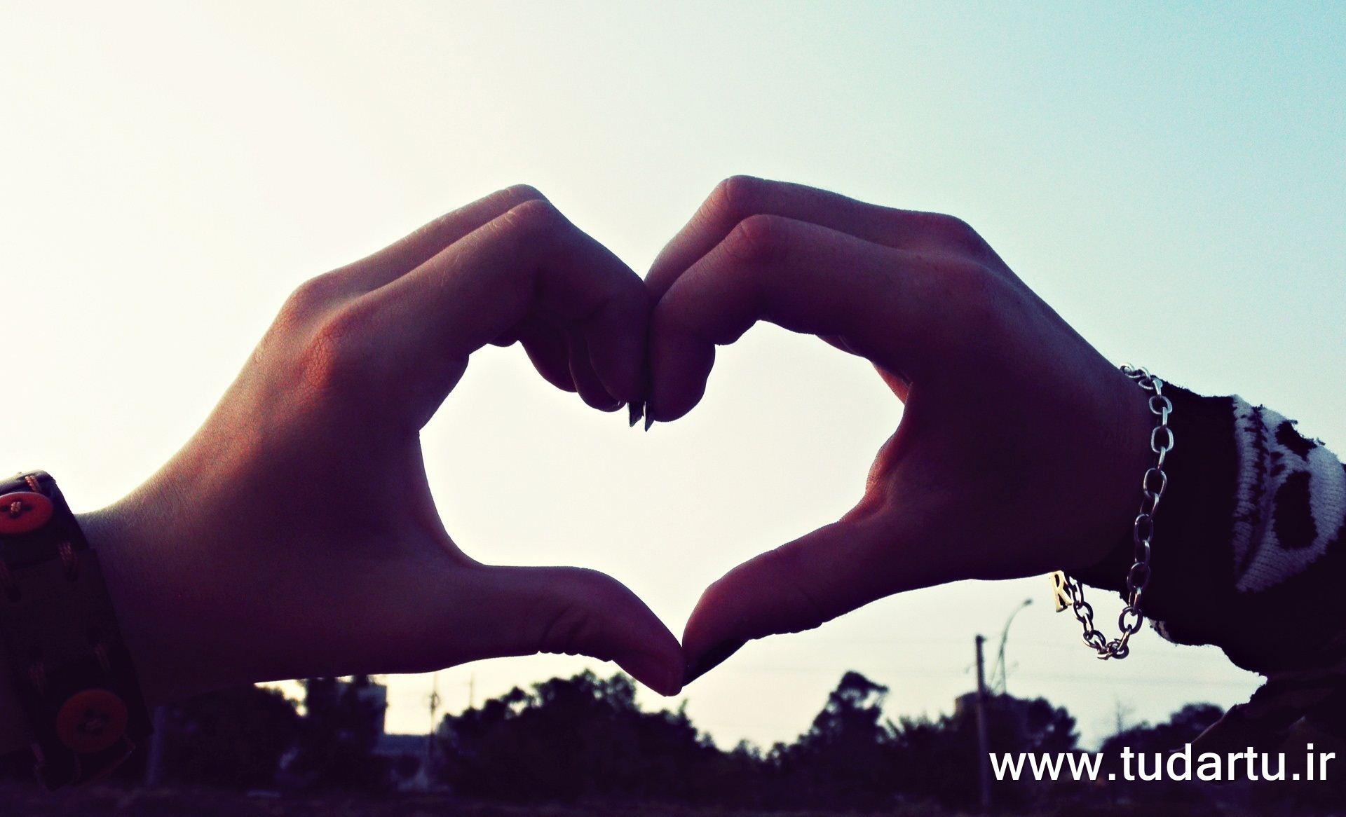 ده عکس احساسی و عاشقانه