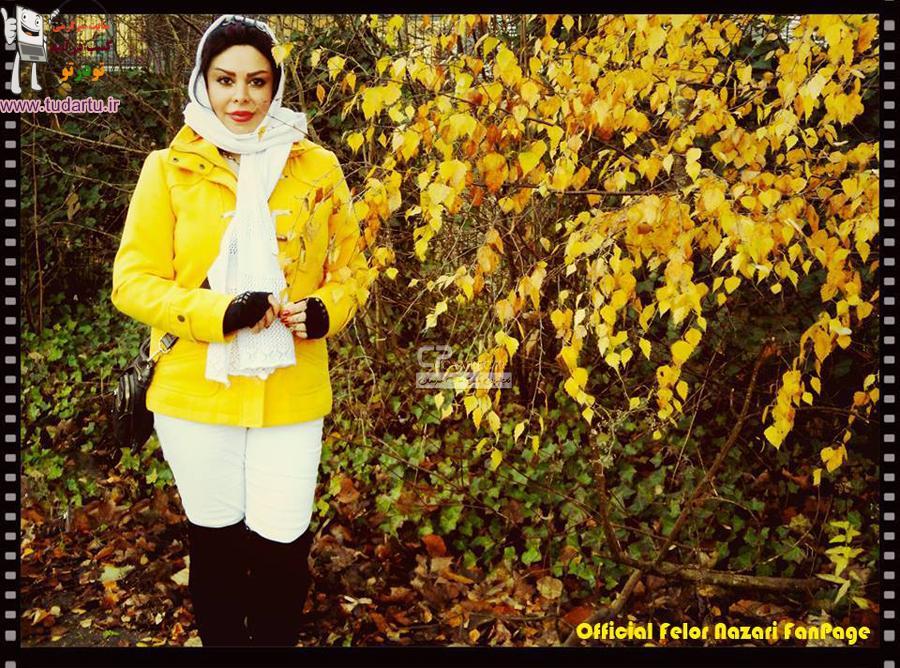 تک عکس بسیار زیبا و پاییزی از فلور نظری