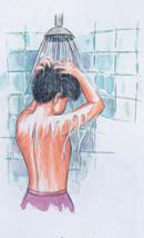 آموزش تصویری گرفتن غسل