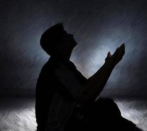 راز و نیاز با خداوند بزرگ ..