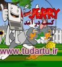 بازی کم حجم تام و جری-tom and jerry