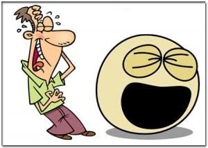 جوک خنده دار زن حامله دوستم