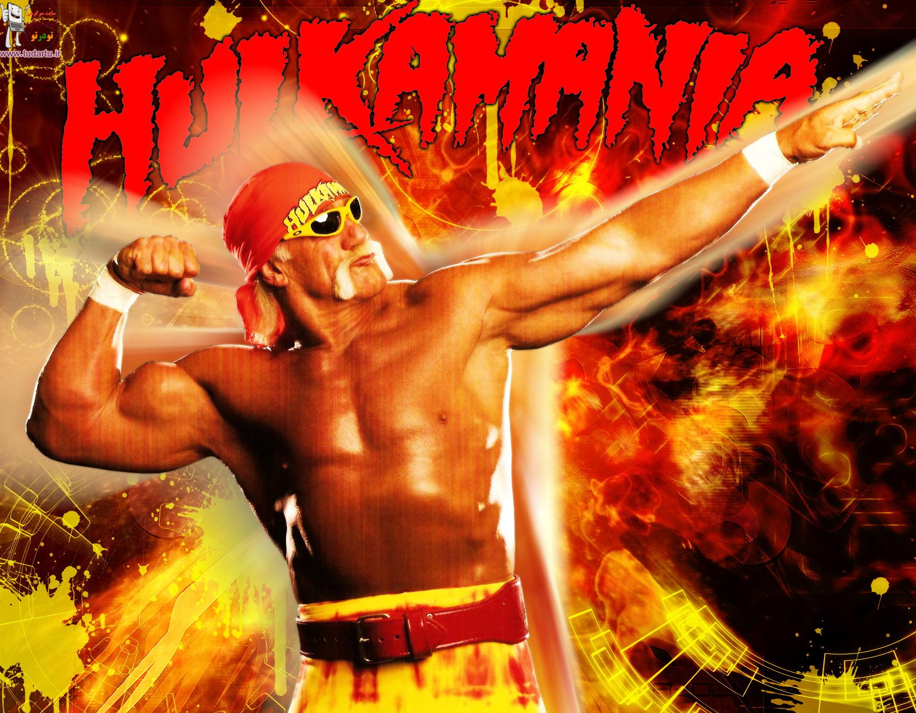والپیپر زیبا از هالک هوگن | wwe Hulk Hogan