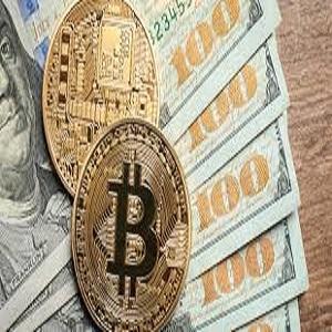 درآمد با بیت کوین و دلار با لپ تاپ - bitcoin
